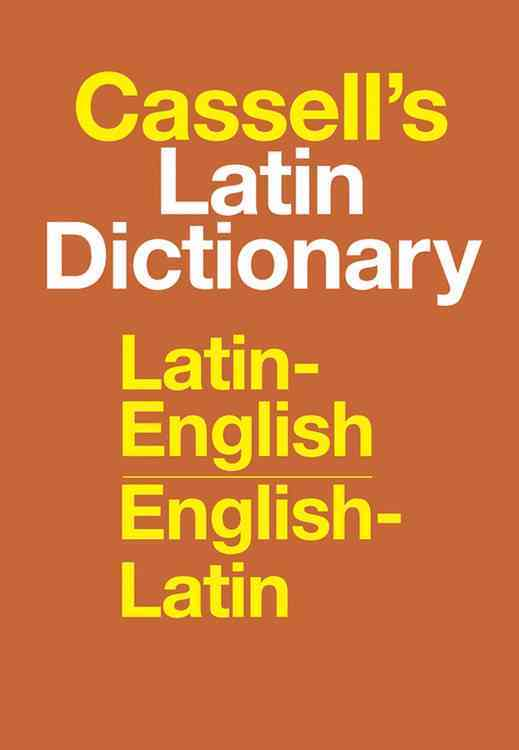 Cassell's Latin Dictionary By Simpson, D. P. (EDT)