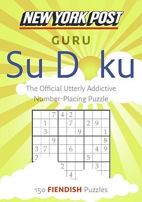New York Post Guru Su Doku By Sudokusolver. com (COM)